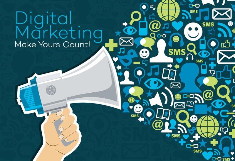 Digital Marketing from Cowlick Studios Web Design