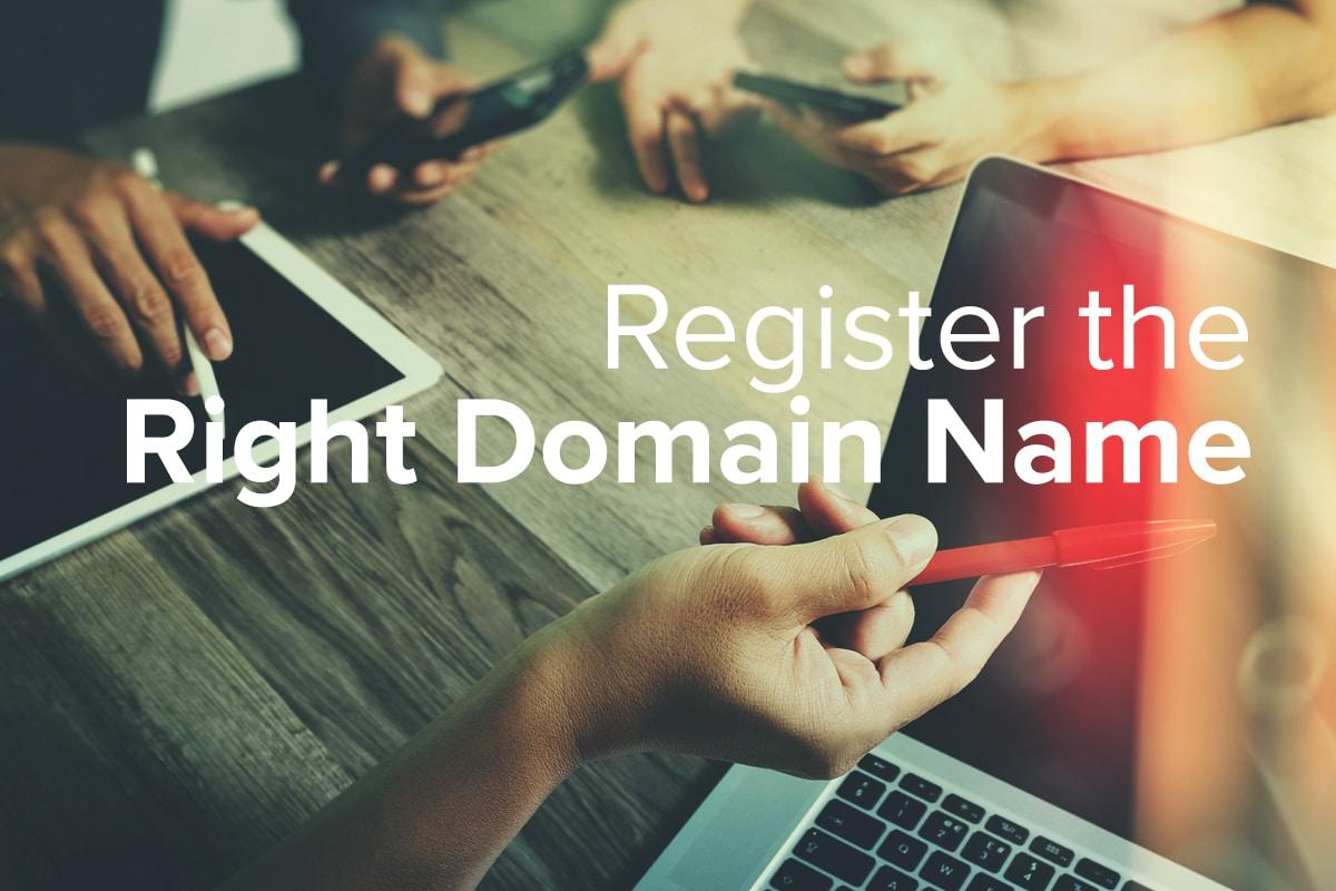 Domain Name Registration - 10 Tips