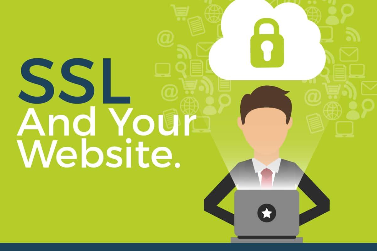SSL and Google Chrome Web Development Windsor