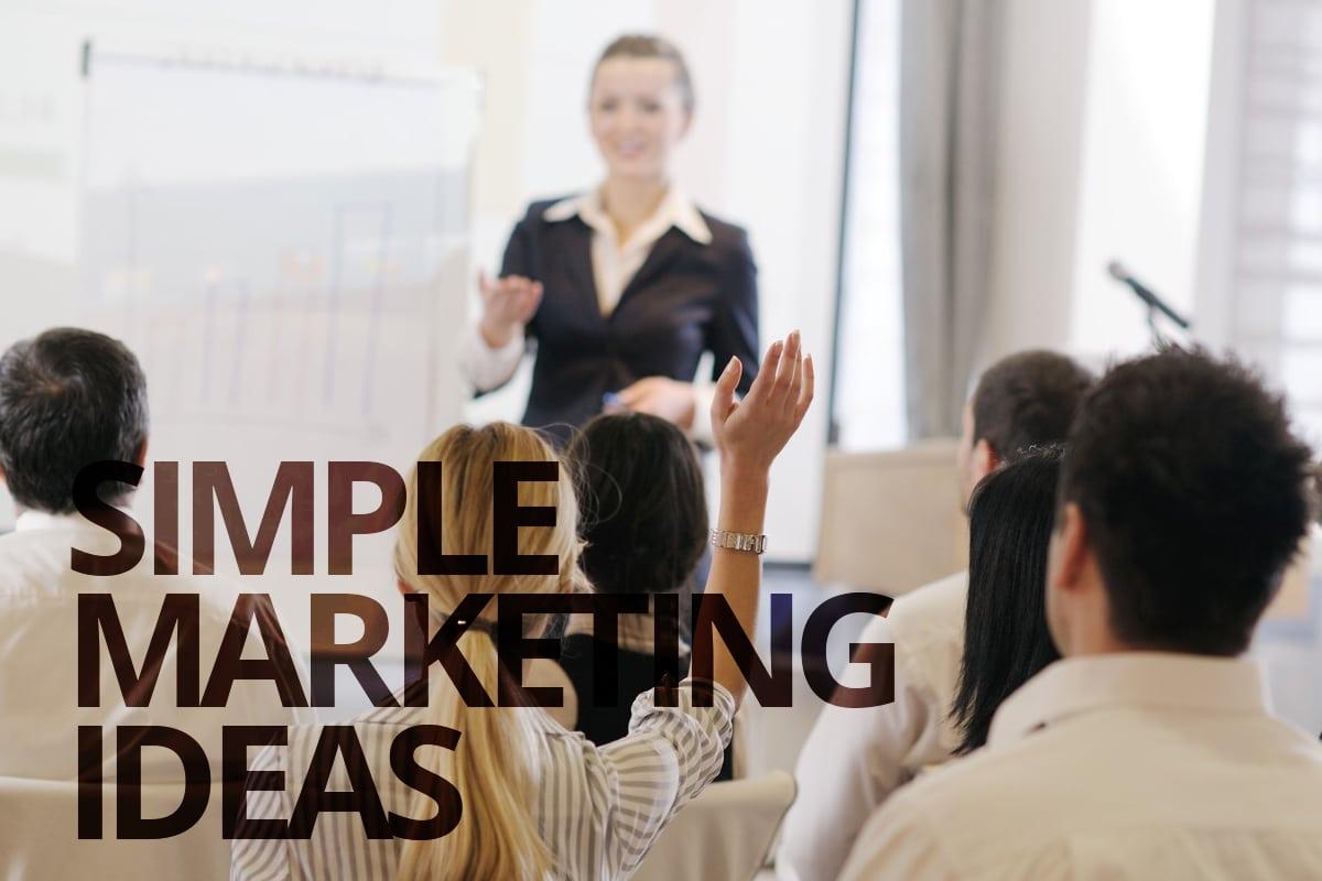 Simple Free marketing ideas from Cowlick Studios Windsor