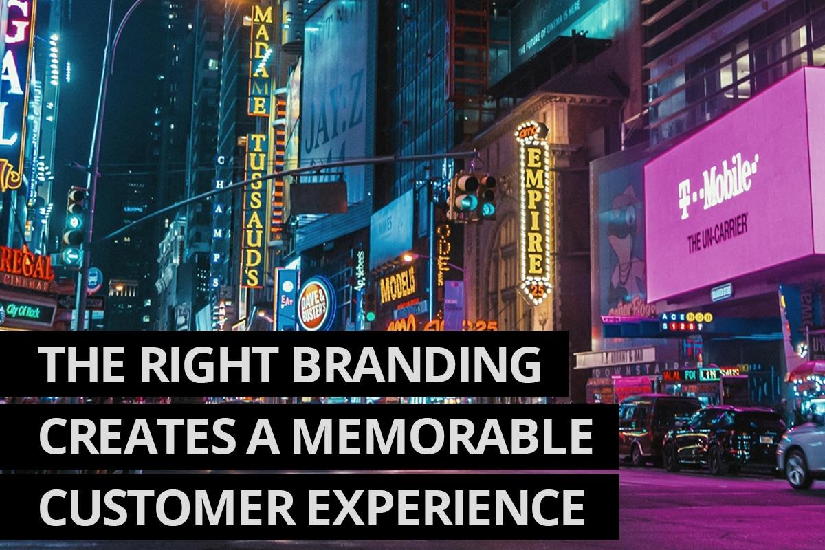 branding in Ontario - Create a positive customer experience