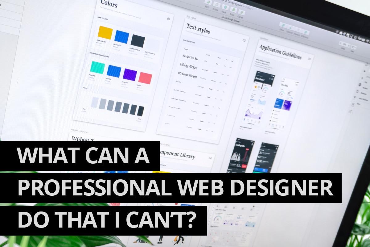professional web designer in Windsor Cowlick Studios