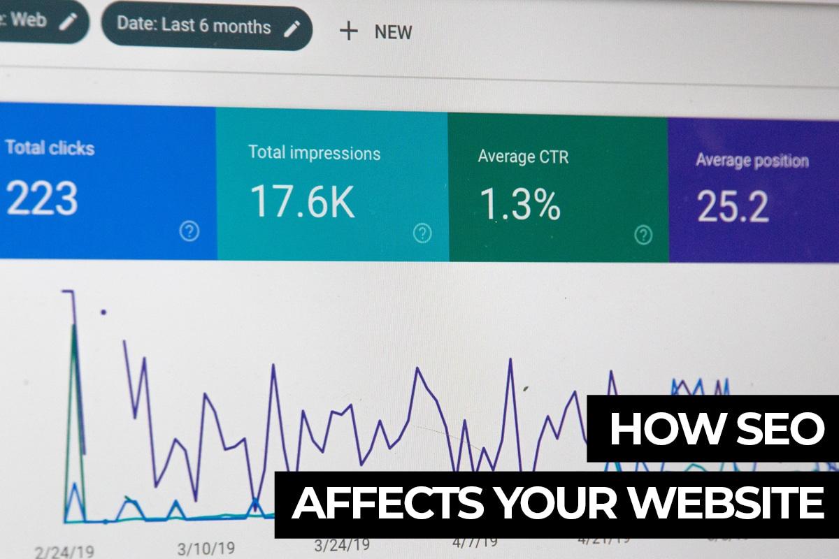 How does SEO Affect my website - Cowlick Studios Web Design