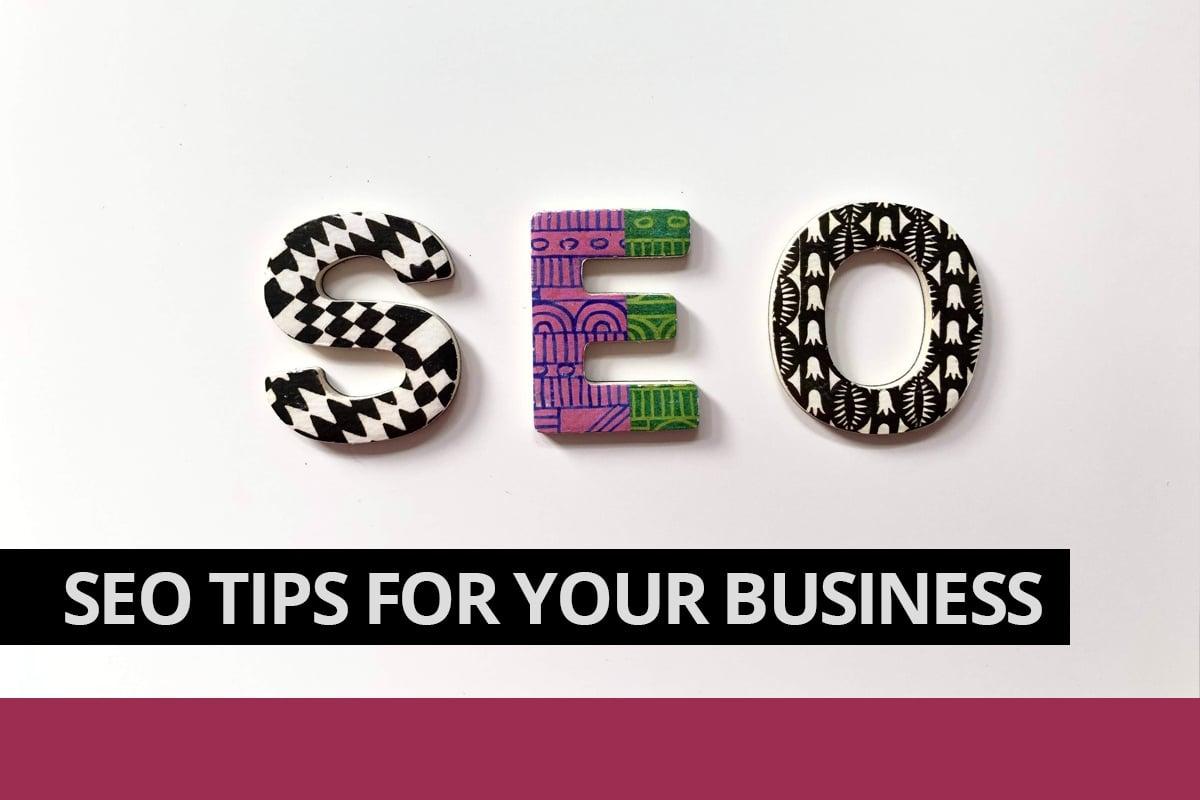 SEO Tips from Cowlick Studiuos Website Design Windsor