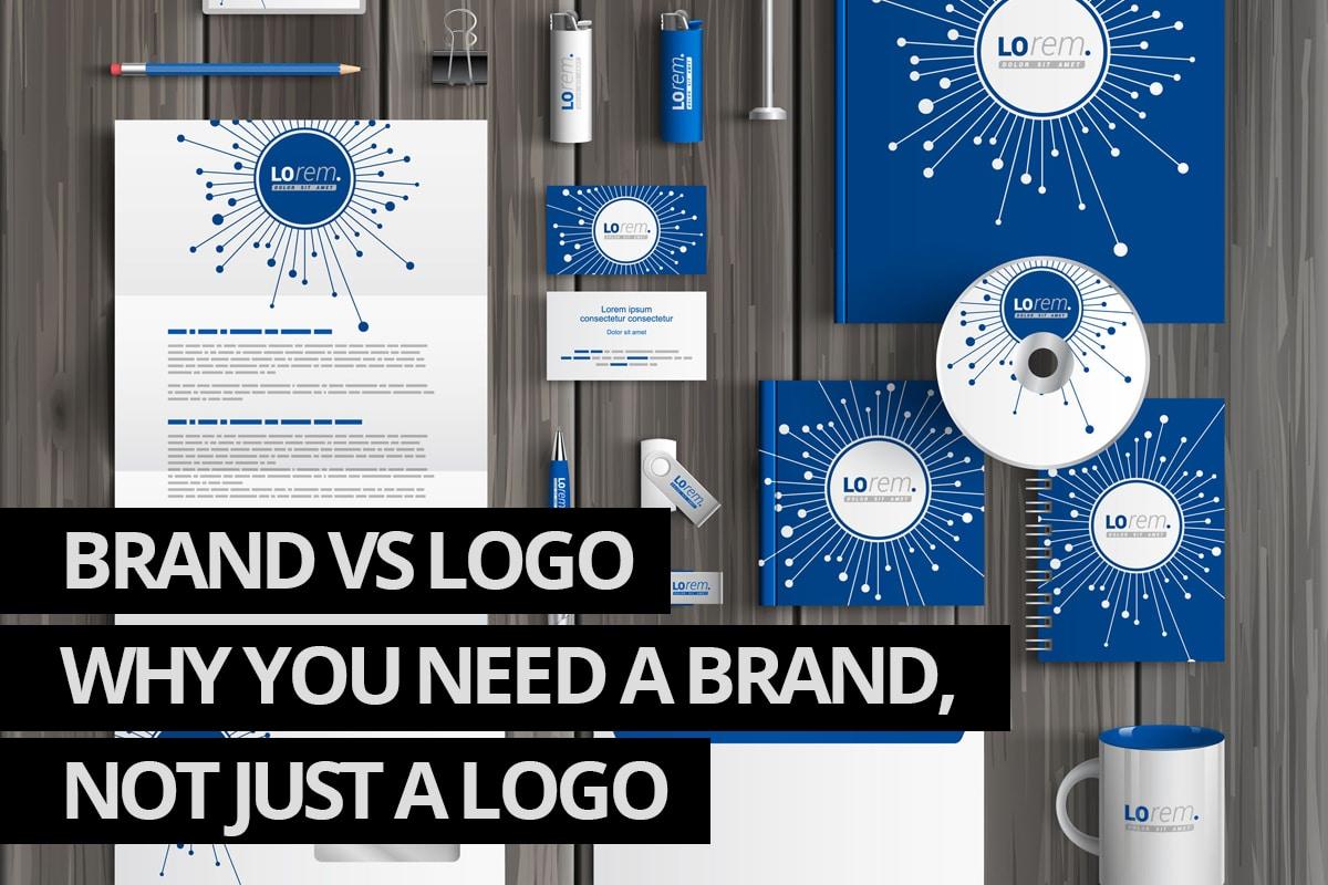 Brand Vs Logo - Cowlick Studios Branding Windsor