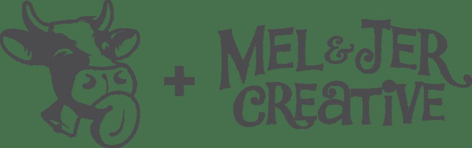 Mel Jer Creative Logo