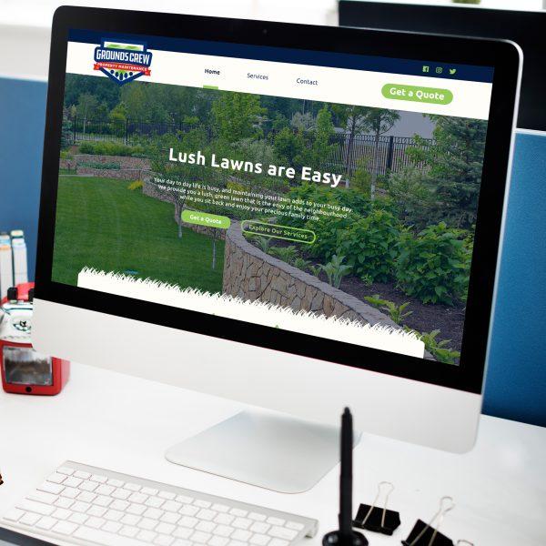 Grounds Crew Website