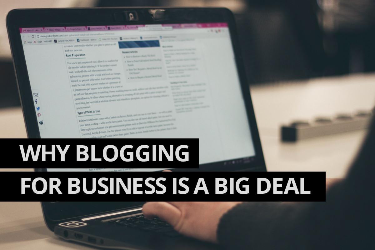 Blogging For Business Cowlick Studios Leamington
